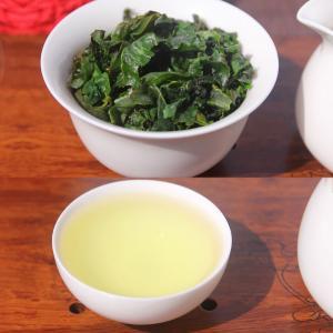 China Fujian Anxi 5A Tieguanyin Oolong Tea Organically Grown With Medium Caffeine on sale