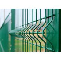 vinyl coated wire mesh fencing Manufactures