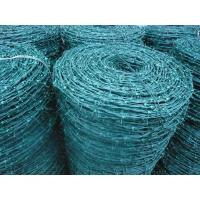 China best price hot dipped galvanized weight of barbed wire per meter length/high tensile barbed wire price per roll on sale