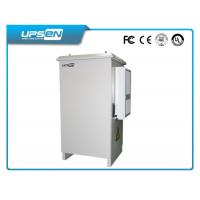 6Kva 10Kva Single Phase Outdoor UPS System 220vac 50Hz Manufactures