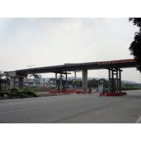 Industrial H Section Steel Framed Structures Pedestrian Overcrossing Manufactures