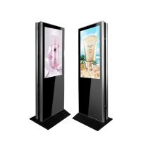 China AC 110-240V Standalone Digital Signage 55 Standing Indoor Advertising Players on sale