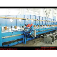Steel Plate Edge Large Milling Machine With Taiwan E-long Milling Heads 7.5kw Manufactures