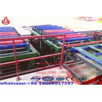 Precast Concrete Mgo Wall Panel Making Machine High Efficiency And Low Noise Manufactures