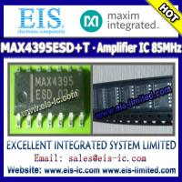 MAX4395ESD+T - MAXIM - IC OP AMP 85MHZ R-R 14-SOIC - sales009@eis-ic.com Manufactures