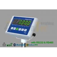 China China Weight Indicators, Truck Scale Indicator with Green LED Display on sale