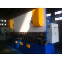 500 T Custom-designed Press Brake Machine Working Full Automatic Plate Manufactures