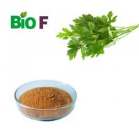 Parsley Extract Powder For Apigenin  , Organic Raw Vegetable Powder Manufactures