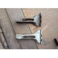 Type A Type C Steel Grating Clips 3mm / 4mm Thickness Low Carbon Steel Manufactures