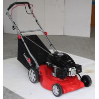 China Commercial Gas Petrol Push Lawn Mowers / No Motor Lawn Mower Remote Control on sale