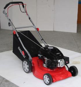 how to change motor on push mower