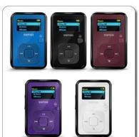 Clip+ 4 GB MP3 Player Manufactures