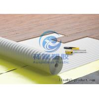 China White EPE Polyethylene Foam Flooring Underlay Underlayment For Floating Floor on sale