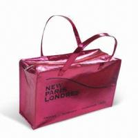 Promotional Carrier Bag, Available in Various Colors and Sizes, Customized Designs are Accepted Manufactures