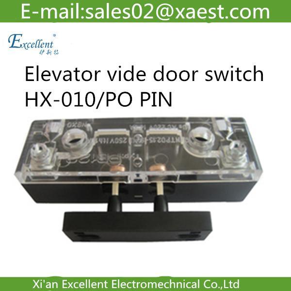 Quality Elevator door switch /HX-010 161 Elevator vide door switch elevator  parts for sale