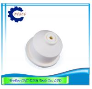 China M207A Ceramic Water Nozzle Flush Cup Mitsubishi EDM Consumable Parts X053C491H01 on sale