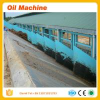 Palm kernel Oil Press Machine/Oil Refinery Plant processing machine with low price Manufactures