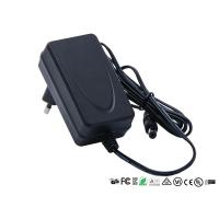 China CE ROHS Approved AC DC Power Adapter 12V 0.5A 1A Wall Mount With US UK EU Plug on sale