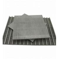 Stainless steel mesh sieve wedge wire screen well mining,Oil liquid filtering reverse back washing Manufactures