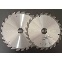 China Professional Sintered Tungsten Carbide Saw Blades / Tips for Wood / Paper Cutting on sale