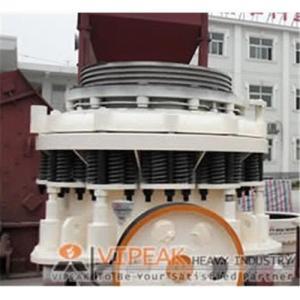 China China symon cone crusher/stone crusher/crusher for sale from Vipeak on sale