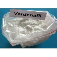 China 224785-91-5 Sex Steroid Hormones Vardenafil / Staxyn Powder for Sex Enhancement on sale