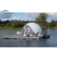 Outdoor PVC Waterproof Geodesic Dome Tent  House for Party and Play