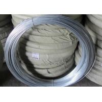 Q195 Galvanised Iron Wire, Silver Mesh Weaving Galvanized Binding Wire Manufactures