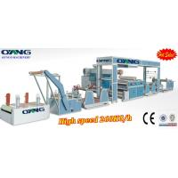 Multi-layer extrusion high precision roller lamination machine for adhesive tape Manufactures