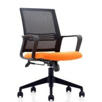 China Ergonomic Executive Office Furniture Fabric Mesh Chairs / Conference Room Swivel Chairs on sale
