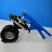 High Pressure Alloy Steel Wafer Butterfly Valves, API, ANSI High Performance Butterfly Valve Manufactures