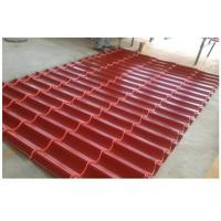 Buy cheap Roofing Color Coated Aluminum Sheet Metal in coil 0.12-1.5mm 3000 Series from wholesalers