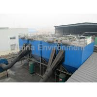 Jet Cyclone Filter Bag Dust Collector , Portable Pulse Dust Collector Manufactures