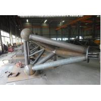 H Type / Box Type Structural Steel Fabrications Pipe Truss Type Fabrication Manufactures