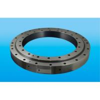 Single Row Four Point Slewing Ring Bearings Contact Ball External Gear For Port Machinery Manufactures