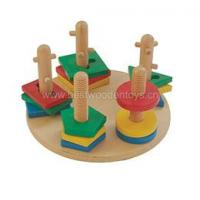 Buy cheap Wooden Toys,Wood Block, Building Blocks,Wooden Toy Block,Woo from wholesalers