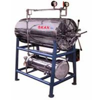 50L Full-automatic Pulsation Steam Vacuum Vertical Sterilizer Manufactures