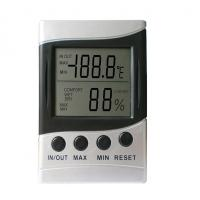 WS200 ABS Plastic LCD Electronic Weather Station Digital Thermometer Manufactures