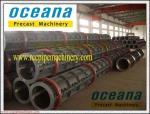 Spun concrete Pile making mould with South Korea Technology, Concrete pile mould Manufactures