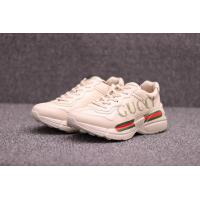 Quality 【wechat  cx2801f】Gucci Rhyton Vintage Trainer Sneaker for sale