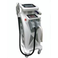 3 in 1 Portable Multifunction Beauty Equipment E Light IPL RF Nd Yag Laser Manufactures