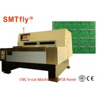 70m / Min Speed PCB Scoring Machine For Single And Double Sided SMTfly-3A1200 Manufactures