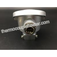 Industrial Silver Cast In Aluminium Thermocouple Head DIN A ISO9001 Passed Manufactures