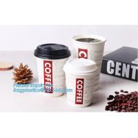 Disposable paper cup with handle wholesale,FACTORY PRICE, CHEAPpe coated disposable single wall paper cup 8oz coffee cup Manufactures