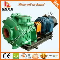 mining application use slurry pump with diesel engine or motor Manufactures