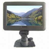7-inch 5V DC USB Touchscreen Standalone Monitor, No Power, No VGA Cable, VESA Holes Manufactures