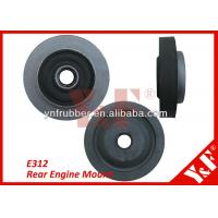 Anti-vibration Engine Mounting Cushion for Excavator / Bulldozer / Digger Spare Parts Manufactures
