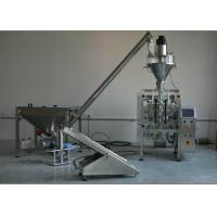 Soap Powder Semi Automatic Packaging Machine 0.2 - 1% High Accuracy Filler Manufactures