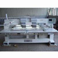 1202 embroidery machine with 1000rpm speed Manufactures