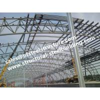 Mine Industry PEB Metal Structure Manufacturing Pipe Truss Structure Chinese Supplier Manufactures